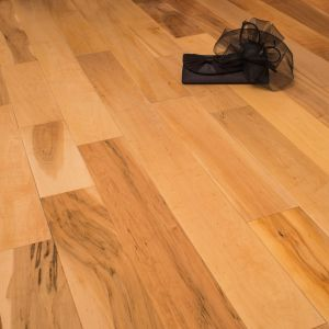 Stunning Maple Prefinished Solid Wood Flooring 19mm x 110mm