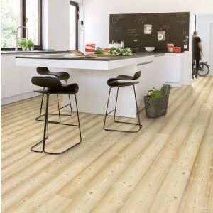 Quick-Step Impressive IM1860 Natural Pine Waterproof Laminate Flooring (8mm)