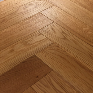 Anchorage Herringbone Parquet Oak Engineered Wood Flooring