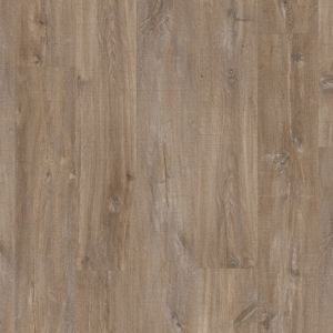 Quickstep BACL40059 Canyon Oak Dark Brown With Saw Cuts Vinyl Flooring