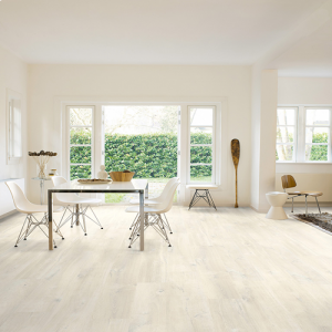 Quick-Step Creo CR3178 Charlotte Oak White Laminate Flooring