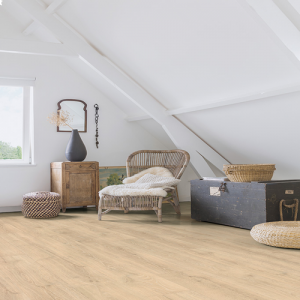 Quickstep Majestic 9.5mm Woodland Beige Oak Laminate Flooring MJ3545