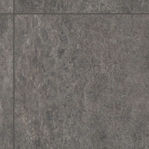 Quickstep Exquisa 8mm Stone Effect Slate Dark Laminate Tile Flooring (8mm)