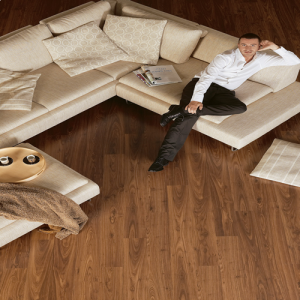 Quick-Step Eligna Walnut Waterproof Laminate Flooring