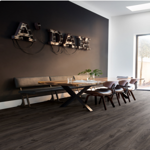 Quickstep Eligna Newcastle Oak Dark EL3581 Waterproof Laminate Flooring