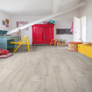 Quick-Step Eligna Newcastle Oak Brown Waterproof Laminate Flooring EL3582