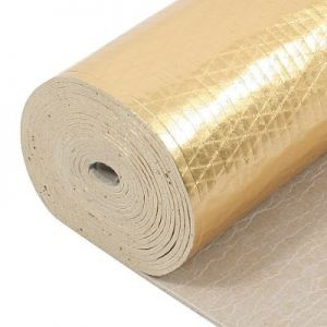 Monster-Pro Gold Acoustic Plus 5mm Rubber Underlay (8m2) Packs