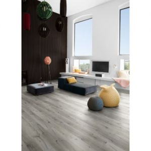 Berry Alloc Laminate Flooring - Ocean 8 v4 - Gyant Light Grey - 8mm x 190mm x 1288mm