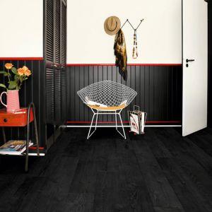 Quick-Step Impressive Ultra Burned Planks IMU1862 Waterproof Laminate Flooring (12mm)