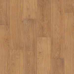 Quick-Step Classic CLM1292 Natural Varnished Oak Laminate Flooring (8mm)