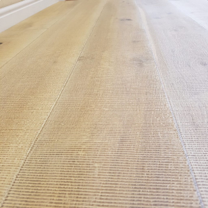 Whitewashed Grey Engineered Wood Flooring