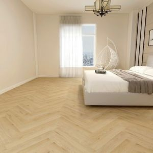Balento Islands - Lakewood Herringbone - 6mm x 110mm x 620mm - Underlay Attached