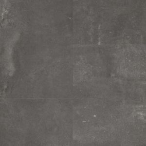 Berryalloc LVT Waterproof Vinyl Flooring Click 55 Urban Stone Dark Grey, 5mm x 612mm x 612mm