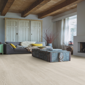 Quickstep Majestic Woodland Oak Light Grey MJ3547 Laminate Flooring (9.5mm)