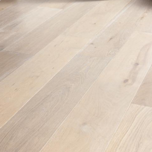 White Washed Brushed Oiled Oak Engineered Wood Flooring 190 x 14/3mm