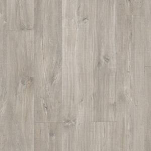 Quickstep BACL40030 Canyon Oak Grey With Saw Cuts Vinyl Flooring