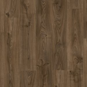 Quickstep BACL40027 Cottage Oak Dark Brown Vinyl Flooring
