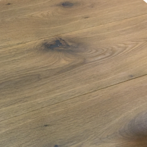 Smoked White Brushed Oiled Oak Engineered Wood Flooring 190 x 14/3mm