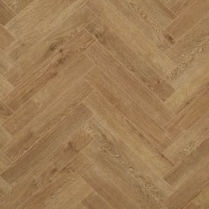 Berry Alloc Laminate Flooring Chateau Herringbone Texas Light Brown 8mm x 84mm