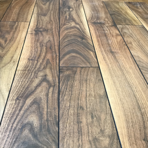 Balento Olympic Walnut Noce 15mm Laminate Flooring Walnut AC3 V Groove