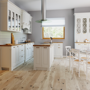 Wisla Castle Oak Brushed and Lacquered Click Flooring