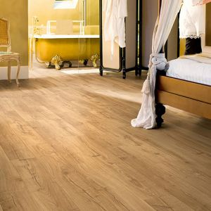 Quick-Step Impressive Ultra Classic Oak Natural IMU1848 Waterproof Laminate Flooring (12mm)